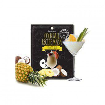 Berrisom Cocktail Recipe Mask - Pina Colada - Маска для лица