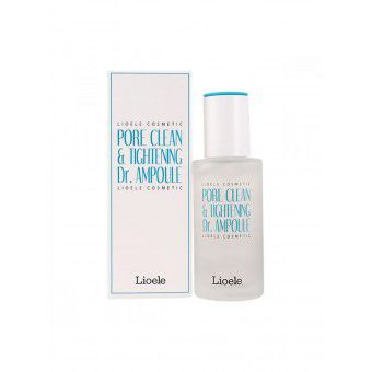 Lioele Pore Clean & Tightening Dr. Ampoule Pore Control - Сыворотка для сужения пор