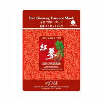 Red Ginseng Essence Mask - Маска тканевая с  красным женьшенем
