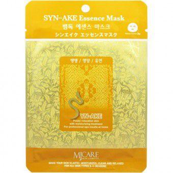 Mijin Syn-Ake Essence Mask - Тканевая маска со змеиным ядом