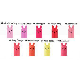TonyMoly Petite Bunny Gloss Bar 02 - Увлажняющая помада-бальзам для губ