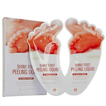 TonyMoly Shiny Foot Peeling Liquid - Пилинг для ног