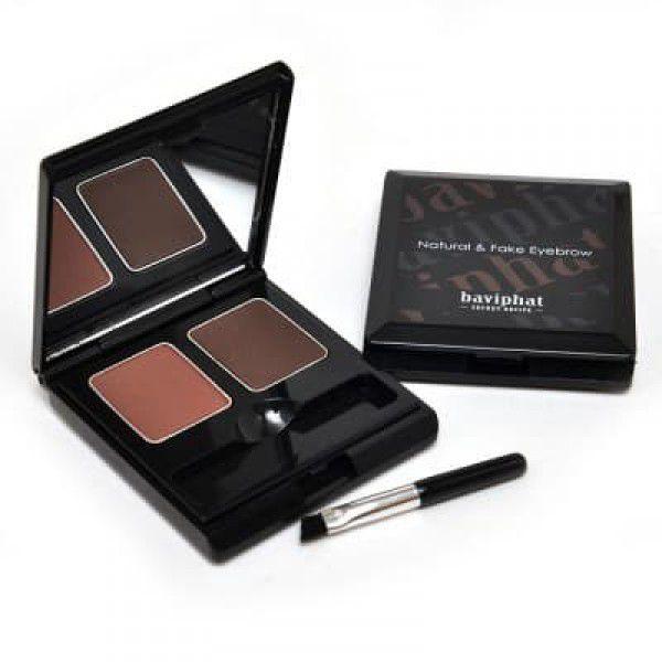 Baviphat Natural and Fake Eyebrow 01 - Краска для бровей
