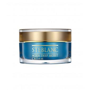 Steblanc Aqua Deep Moist Cream - Крем для лица глубокое увлажнение