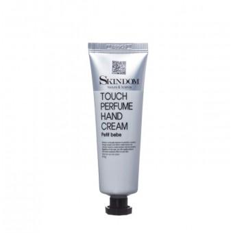 Skindom Touch Perfume Hand Cream Petit Bebe - Крем для рук с древесно-мускусным ароматом