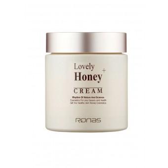 Ronas Lovely Honey Cream - Медовый крем для лица