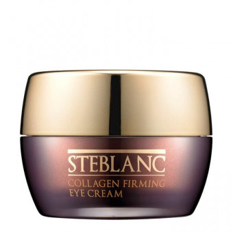Steblanc Collagen Firming Eye Cream - Крем лифтинг для кожи вокруг глаз с коллагеном