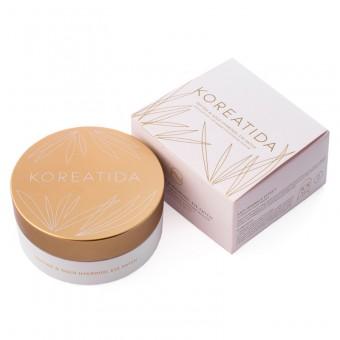 Koreatida Peptide & Gold Hydrogel Eye Patch - Гидрогелевые патчи для глаз с пептидами и коллоидным золотом