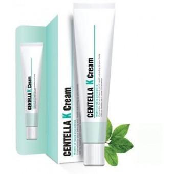 Merikit Centella K Cream - Заживляющий крем для кожи