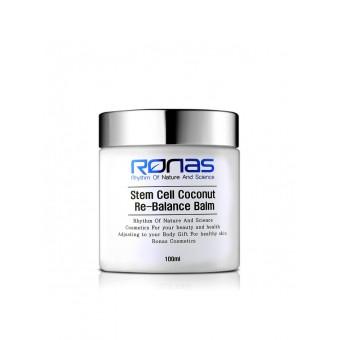 Ronas Stem Cell Coconut Rebalance Balm - Восстанавливающий крем бальзам