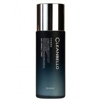 Deoproce Cleanbello Homme Anti-Wrinkle Toner - Антивозрастной тонер для мужчин