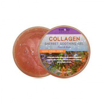 Eyenlip Collagen Sherbet Soothing Gel - Гель-щербет универсальный успокаивающий