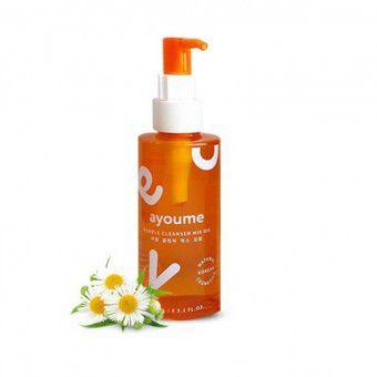 Ayoume Bubble Cleanser Mix Oil - Очищающее средство 2 в 1