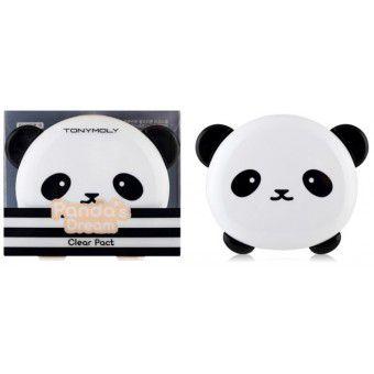 TonyMoly Panda's Dream Clear Pact 01 - Пудра для лица