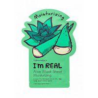 I'm Real Aloe Mask Sheet - Маска с экстрактом алоэ