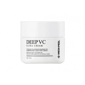 Medi-Peel Dr.Deep VC Ultra Cream - Витаминный для сияния и осветления кожи