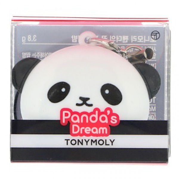 Panda's dream pocket lip balm - Бальзам для губ