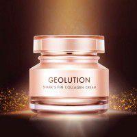 Geolution Shark's Fin Collagen Cream - Омолаживающий лифтинг-крем