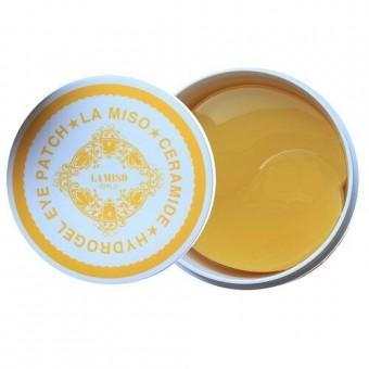 La Miso Ceramide Hydrogel Eye Patch - Гидрогелевые патчи с церамидами