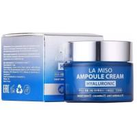 Ampoule Cream Hyaluronic - Ампульный крем с гиалуроновой кислотой