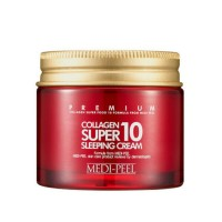 Collagеn Super 10 Sleeping Cream - Ночной крем для лица с коллагеном