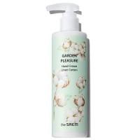 Garden Pleasure Hand Cream Linen Cotton - Крем для рук с экстрактом хлопка
