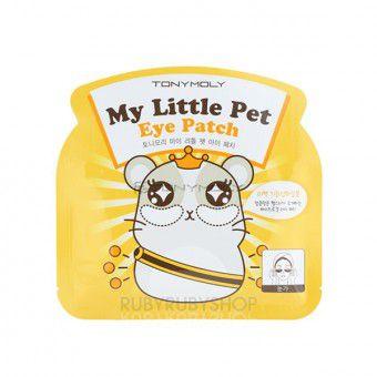 TonyMoly My Little Pet Eye Patch - Патчи от темных кругов под глазами