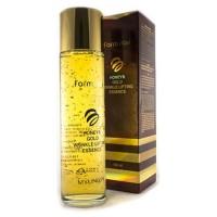 Honey & Gold Wrinkle Lifting Essence - Эссенция с экстрактом мёда и золотом