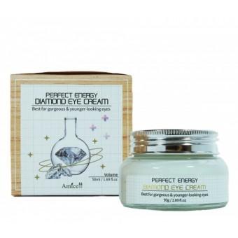 Amicell Perfect Energy Diamond Eye Cream - Крем вокруг глаз