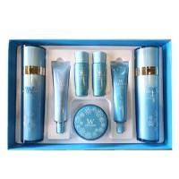 W Collagen Whitening Premium Skin Care 5 Set - Набор для лица с коллагеном