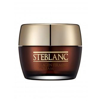 Steblanc Collagen Firming Gel Cream - Крем-гель лифтинг для лица с коллагеном