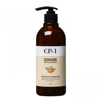 Esthetic House CP-1 Ginger Purifying Shampoo - Шампунь для волос имбирный