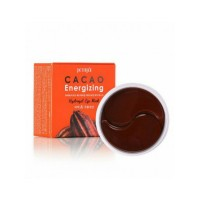 Cacao Energizing Hydrogel Eye Mask - Патчи для глаз гидрогелевые какао