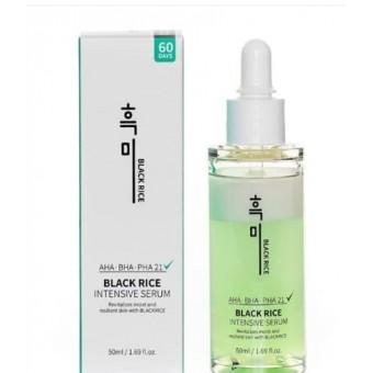 Black Rice Intensive Serum - Сыворотка для проблемной кожи