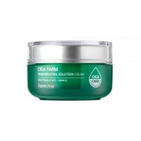 Cica Farm Regenerating Solution Cream - Крем для лица восстанавливающий с центеллой азиатской