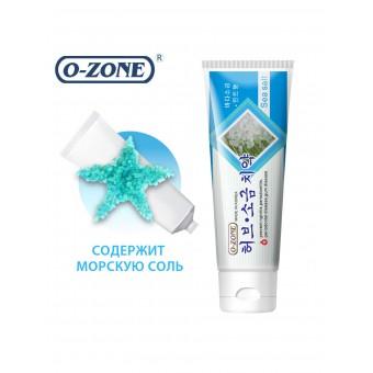 O-Zone Sea Salt - Зубная паста Морская соль