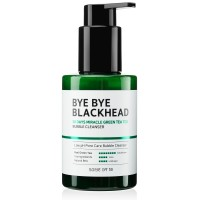 Bye Bye Blackhead 30 Days Miracle Green Tea Tox Bubble Cleanser - Пенка-маска от черных точек