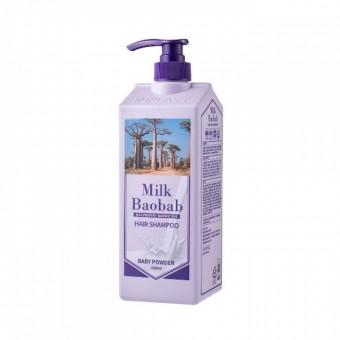 Milk Baobab Original Shampoo Baby Powder - Шампунь для волос с ароматом детской присыпки