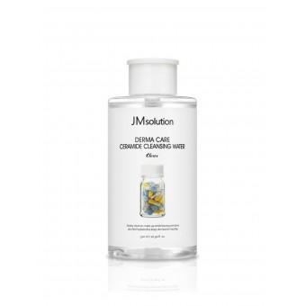 JM Solution Derma Care Ceramide Cleansing Water - Мицеллярная вода с керамидами
