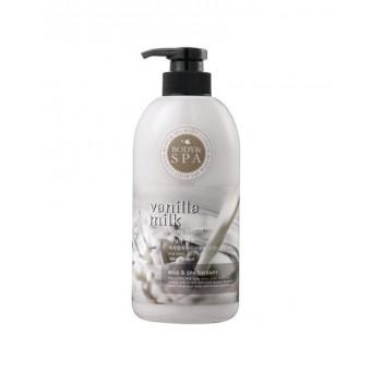 Welcos Body Phren Body Lotion (Vanilla Milk) - Лосьон для тела ванильное молоко