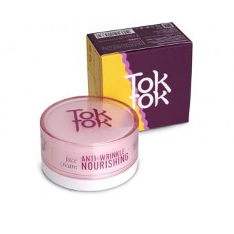 TokTok Anti-Wrinkle Nourishing Face Cream - Крем для лица питательный против морщин