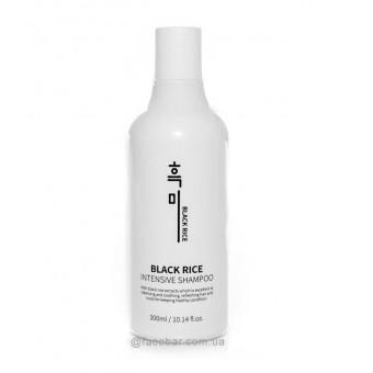 Black Rice Intensive Shampoo - Шампунь на основе черного риса