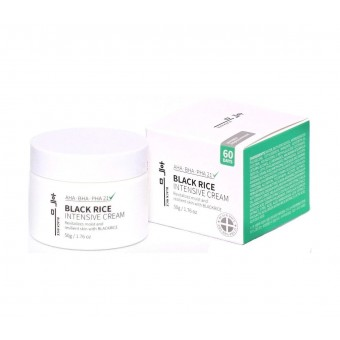 Black Rice Intensive Cream - Восстанавливающий крем для проблемной кожи