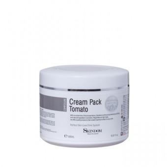 Skindom Cream Pack Tomato - Крем-маска с экстрактом томата