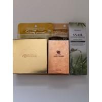 Gold Snail Set - Набор средств с золотом и улиткой