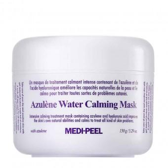 Medi-Peel Azulene Water Calming Mask - Успокаивающая маска с азуленом