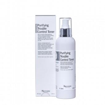 Skindom Purifying Trouble Control Toner - Очищающий тоник для проблемной кожи