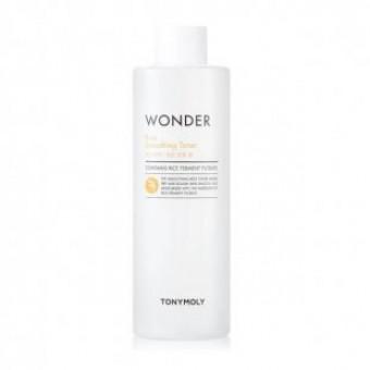 TonyMoly Wonder Rice Smoothing Toner - Тонер для лица рисовый