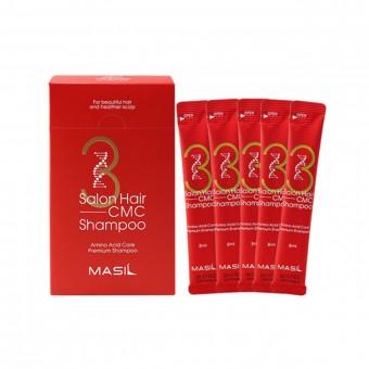 Masil 3 Salon Hair CMC Shampoo Stick Pouch - Шампунь с аминокислотами для волос