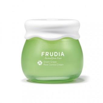 Frudia Green Grape Pore Control Cream - Крем себорегулирующий с зеленым виноградом